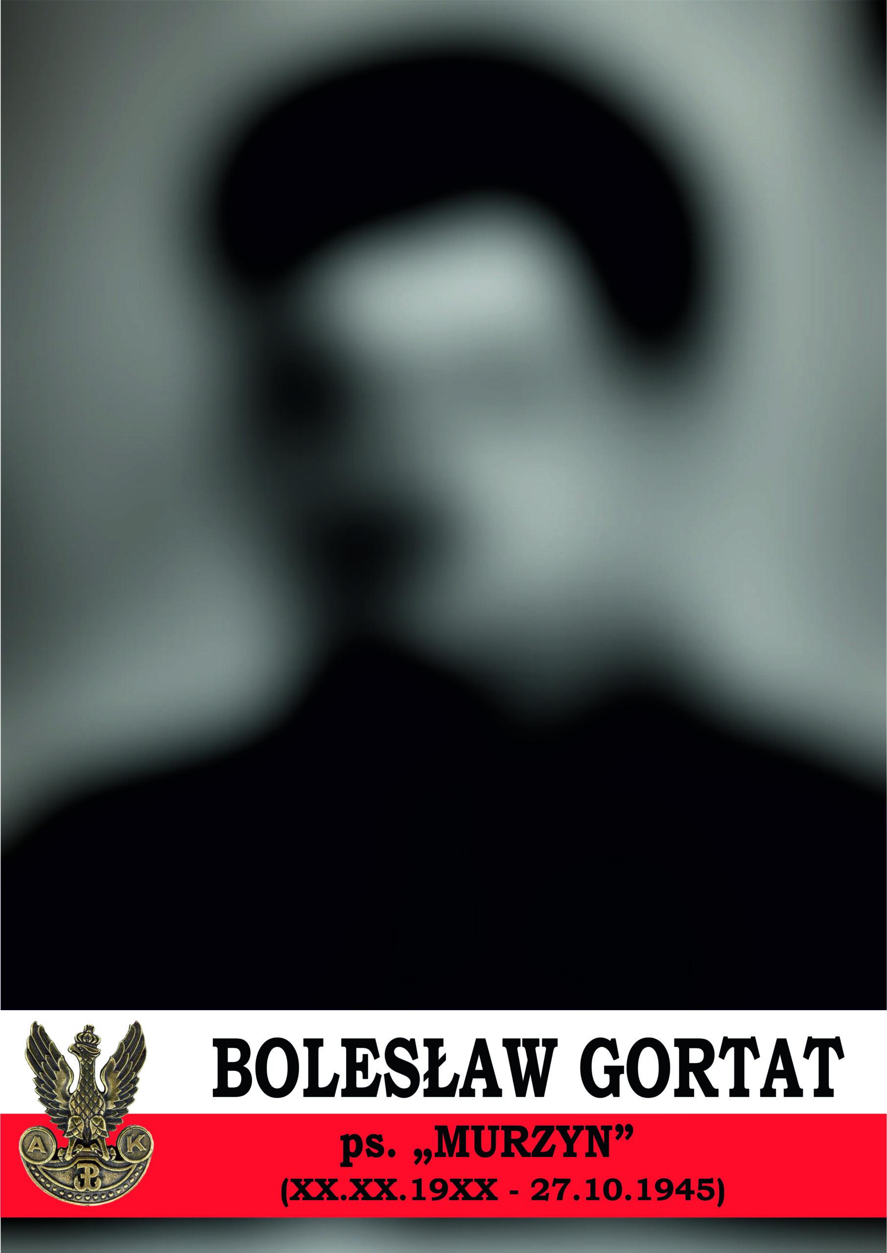 Portret_Bolesław Gortat