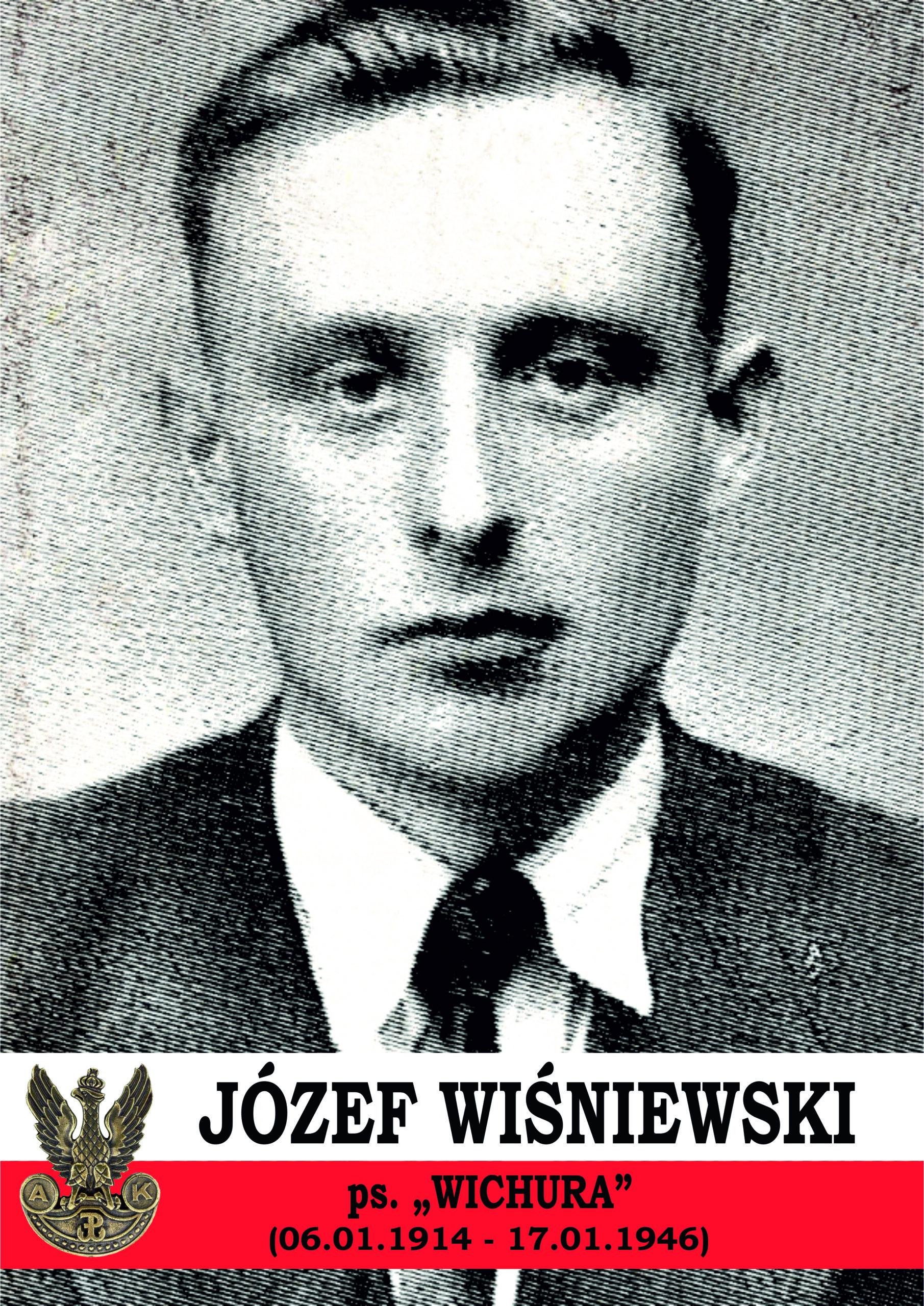 Portret_Wiśniewski Jozef