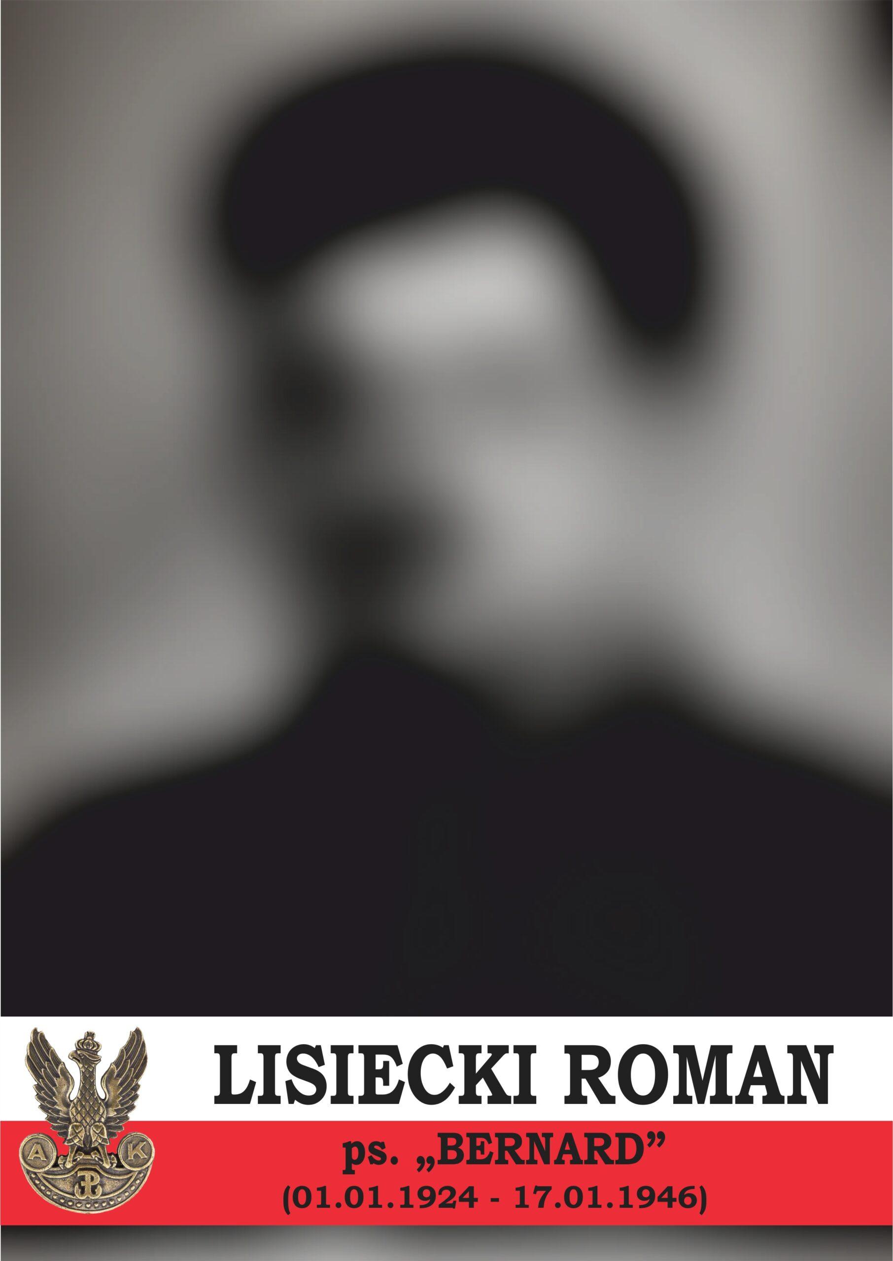 Portret_Roman Lisiecki Bernard